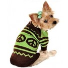 Green Peace Pet Sweater | PrestigeProductsEast.com