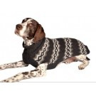 Grey Diamonds Dog Sweater | PrestigeProductsEast.com