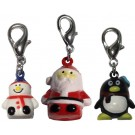 Hand Painted Christmas Bell Charms | PrestigeProductsEast.com