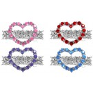 Heart Hair Barrette | PrestigeProductsEast.com