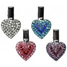 Heart Clips | PrestigeProductsEast.com