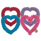 Heart Dog Rope Toy | PrestigeProductsEast.com