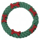 Holiday Ring Rope Dog Toy | PrestigeProductsEast.com