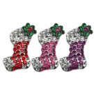Holiday Stocking Slider Charm   PrestigeProductsEast.com
