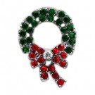 Holiday Wreath Slider Charm | PrestigeProductsEast.com