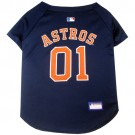 Houston Astros Pet Jersey | PrestigeProductsEast.com