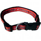 Houston Astros Dog Collar and Leash | PrestigeProductsEast.com
