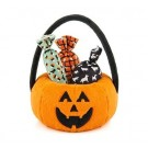 Howl-O-Ween Treat Basket w/ 3 Candy Toys | PrestigeProductsEast.com