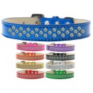 Sprinkles Ice Cream Dog Collar AB Crystals | PrestigeProductsEast.com