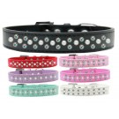 Sprinkles Dog Collar Pearl and AB Crystals | PrestigeProductsEast.com