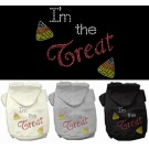 I'm the Treat Rhinestone Hoodies | PrestigeProductsEast.com