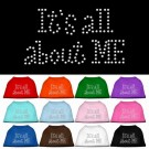 It's All About Me Rhinestone Shirt | PrestigeProductsEast.com