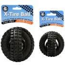 Jingle X-Tire Ball Interactive Dog Toy | PrestigeProductsEast.com