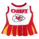 Kansas City Chiefs - Cheerleader Dress | PrestigeProductsEast.com