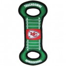 Kansas City Chiefs Field Tug Toy | PrestigeProductsEast.com