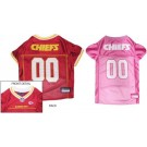 Kansas City Chiefs Pet Jersey | PrestigeProductsEast.com