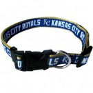Kansas City Royals Dog Collar and Leash | PrestigeProductsEast.com
