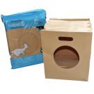 Katpack Biodegradable Litter Box | PrestigeProductsEast.com