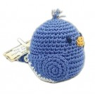 Knit Knacks Blueberry Bill Organic Cotton Dog Toy | PrestigeProductsEast.com