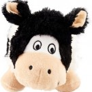 KONG® Barnyard Cruncheez Cow Dog Toy | PrestigeProductsEast.com