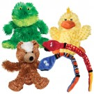 Kong® Plush Dog Toys | PrestigeProductsEast.com