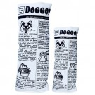 Krinkle and Squeaky Newspaper Plush Dog Toy | PrestigeProductsEast.com