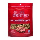 Life Essentials Freeze Dried Sirloin Beef Nuggets 6oz. Bag | PrestigeProductsEast.com