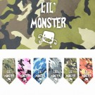 Lil Monster Screen Print Bandana | PrestigeProductsEast.com