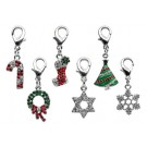 Holiday lobster claw charms   PrestigeProductsEast.com