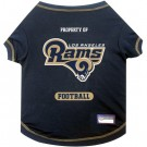 Los Angeles Rams Pet Shirt | PrestigeProductsEast.com