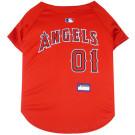 Los Angeles Angels Pet Jersey | PrestigeProductsEast.com