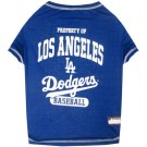 Los Angeles Dodgers Baseball Pet Shirt | PrestigeProductsEast.com