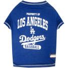 Los Angeles Dodgers Baseball Pet Shirt | PrestigeProductsEast.com