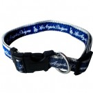 Los Angeles Dodgers Dog Collar and Leash | PrestigeProductsEast.com