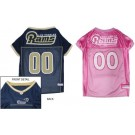Los Angeles Rams Pet Jersey | PrestigeProductsEast.com