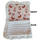 Luxurious Plush Pet Blanket - Foxy | PrestigeProductsEast.com