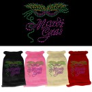 Mardi Gras Rhinestone Knit Pet Sweater | PrestigeProductsEast.com
