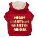 Merry Christmas Filthy Animal Hoodie | PrestigeProductsEast.com