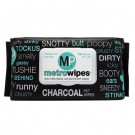 Metro Wipes® Charcoal Peppermint | PrestigeProductsEast.com