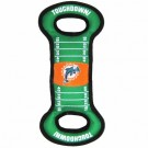 Miami Dolphins Field Tug Toy | PrestigeProductsEast.com