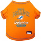 Miami Dolphins Pet Shirt | PrestigeProductsEast.com