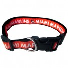 Miami Marlins Dog Collar and Leash | PrestigeProductsEast.com