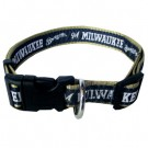 Milwaukee Brewers Dog Collar and Leash | PrestigeProductsEast.com