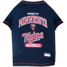 Minnesota Twins Baseball Pet Shirt | PrestigeProductsEast.com