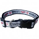 Minnesota Twins Dog Collar and Leash | PrestigeProductsEast.com