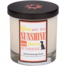 My Furry Sunshine Candle With Lid | PrestigeProductsEast.com