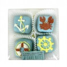 Nautical Cake Bites | PrestigeProductsEast.com