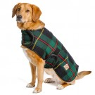 Navy Tartan Blanket Dog Coat | PrestigeProductsEast.com