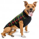 Navy Tartan Plaid Dog Sweater | PrestigeProductsEast.com