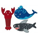 Neoprene Ocean Squeaky Toy  | PrestigeProductsEast.com